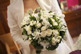 bouquet suggerito dalla wedding planner a Roma