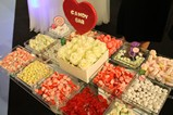 candy bar allestito dalla wedding planner a roma Gli Eventi
